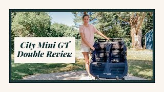 CITY MINI GT DOUBLE REVIEW | Twin Toddlers | Day in the Life of a SAHM