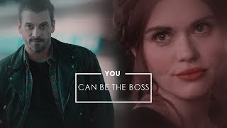 You Can Be The Boss {collab}