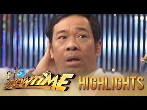 It's Showtime Ansabe: Long Mejia