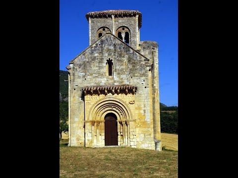 Fotos de: Burgos - Románico - Puente Arenas - Ig. San Pedro de Tejada