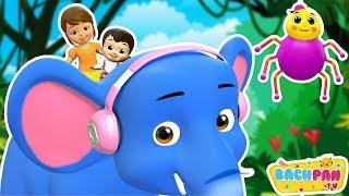 Ek Mota Hathi | एक मोटा हाथी - YouTube