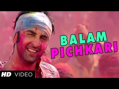 Balam Pichkari Lyrics, Translation (Yeh Jawaani Hai Deewani)