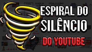 ESPIRAL DO SILÊNCIO   Como o Youtube Silencia os Criadores