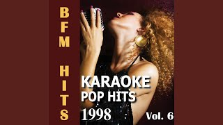 If She Only Knew (Originally Performed by 98 Degrees) (Karaoke Version)