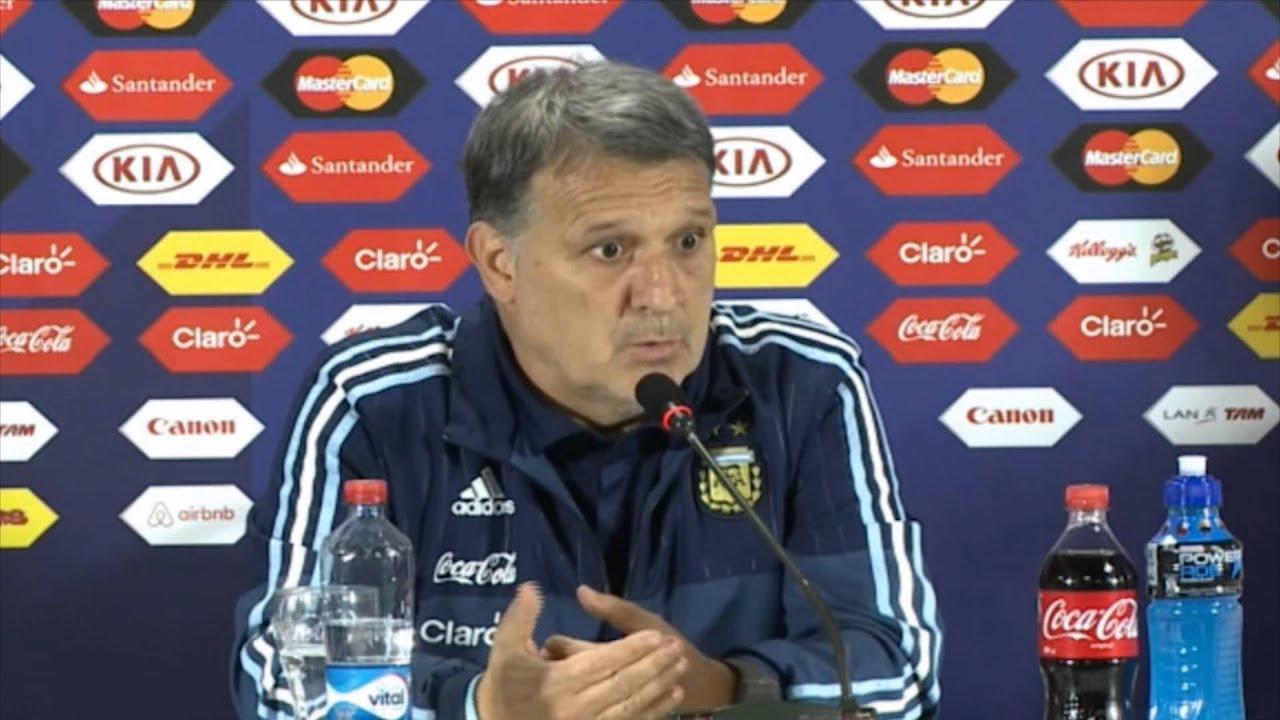 Copa América 2015: Previa Argentina vs. Paraguay