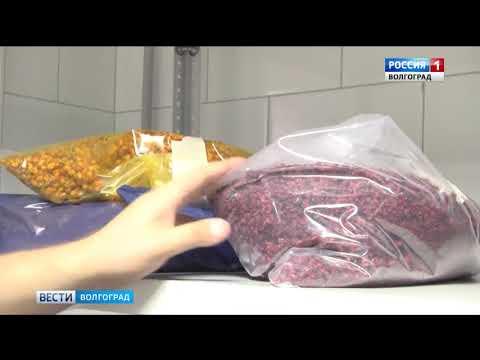 О проверке предприятия экспортера в Волгоградской области