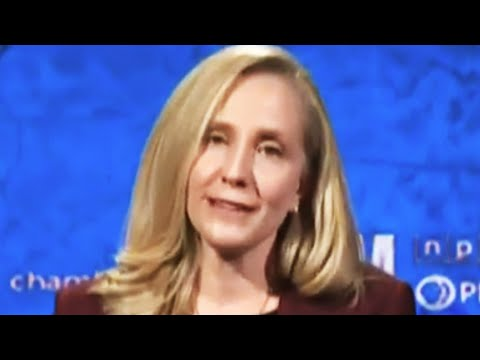 CIA Spanberger Doesn't Like Dems Talking About Socialism