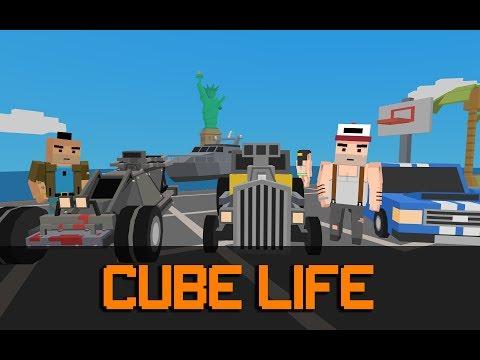 Cube Life: Sandbox Life Simulator - BETA Android - Baixar