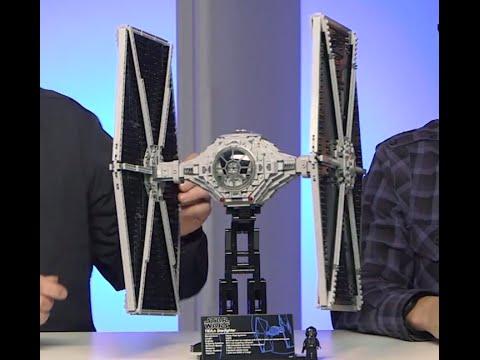 LEGO® Star Wars - TIE Fighter™ 75095 Designer Video