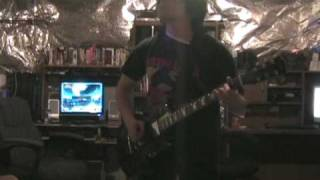 Death From Above - Anthrax - Rhythm Guitar