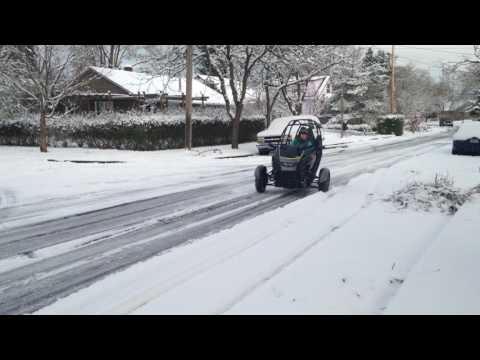 Arcimoto SRK Snow Day