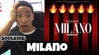 ( Algerian Rap ) Soolking   Milano [Clip Officiel] Prod By Slembeatz REACTION!!!!!