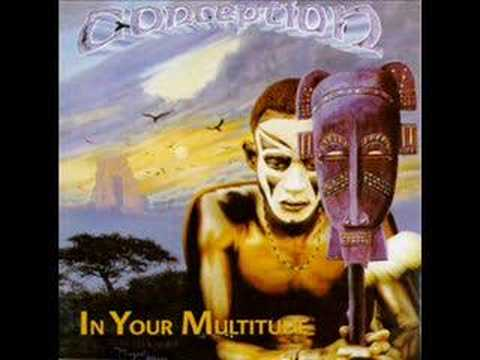 Conception: A Million Gods online metal music video by CONCEPTION
