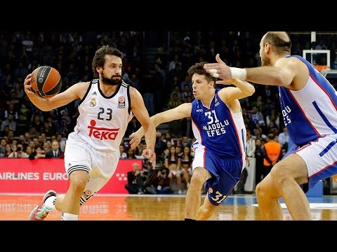 Highlights: Playoffs Game 4 vs. Anadolu Efes Istanbul