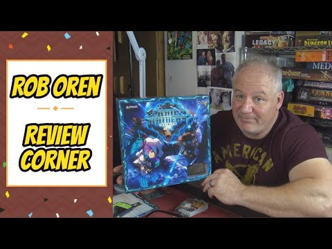 Rob's Review Corner - Rail Raiders Infinite
