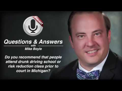 video thumbnail Michigan Drunk Driving School