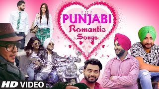 Latest Punjabi Songs 2016  Romantic Punjabi Songs  Video Jukebox  TSeries Apna Punjab