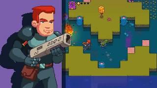 VideoImage1 Space Robinson: Hardcore Roguelike Action