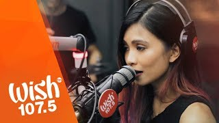 "Moonstar88 performs ""Sulat"" LIVE on Wish 107.5 Bus"