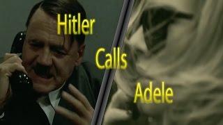 Hitler Phones Adele