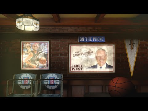 New Clippers Consultant Jerry West on the Importance of Re-signing Chris Paul | 6/20/17