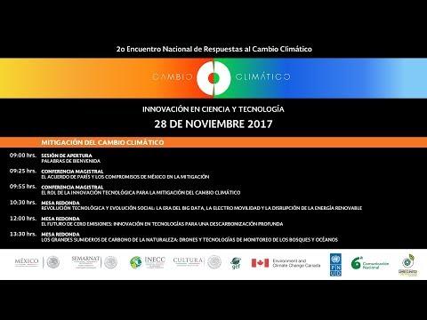 2ENRCC / MITIGACIÓN DEL CAMBIO CLIMÁTICO