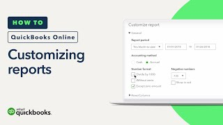 How to Customize Reports: Basics, Sorting & Date Ranges
