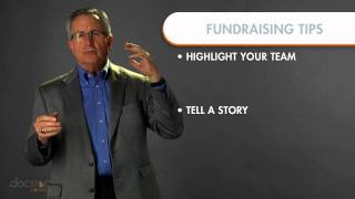 2 Tips For Fundraising