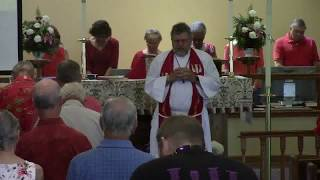 Pentecost Sunday The Church alive
