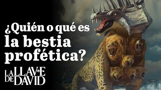 ¿Quién o qué es la bestia profética?