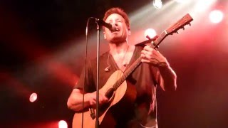 David Duchovny - Square One (Tom Petty Cover) live Cologne Music Hall 10.05.2016
