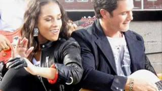 Alejandro Sanz Y Alicia Keys - Looking For Paradise