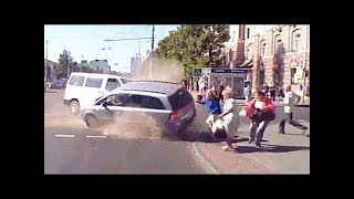 ╪  Car Crash Compilation July 2018 HD  ╪  ♛  Best of 2018  ♛    ║Russia║Germany║UK║   ★ ★