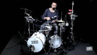 SCoss (All the energy of a band, in one Scoss) video preview