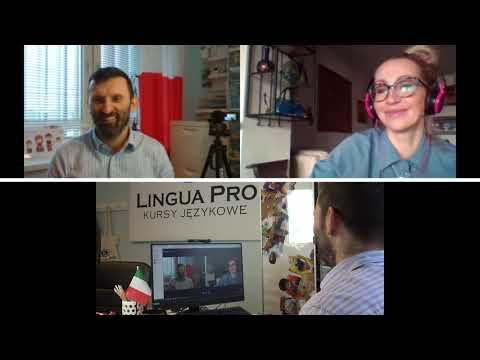 Kadr z filmu na youtube - Najprawdziwsza lekcja języka włoskiego 9_20 online