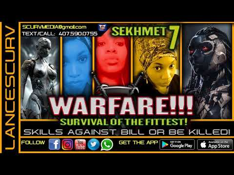 WARFARE! SURVIVAL OF THE FITTEST! SKILLS AGAINST BILL OR BE KILLED!