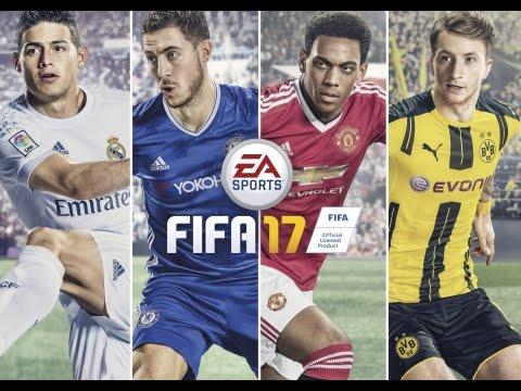FIFA17 PS4 Slim Bayern München vs Real Madrid