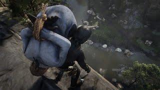 Red Dead Redemption 2 - Brutal / Funny / Ragdolls Moments Compilation #7