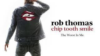 Rob Thomas Chip Tooth Smile