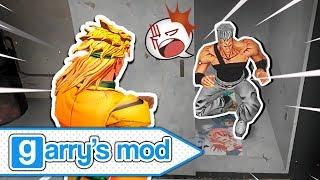 พอกันทีกับดิโอ ซ่อนแอบ!?! | โจโจ้จีมอดผจญภัย | JoJo's Garry's Mod Adventure (4)