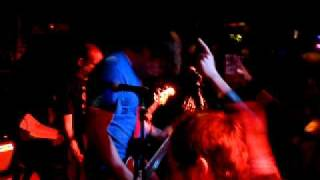 Chixdiggit - Spanish Fever @ Lio Bar (02-11-10 Brescia)