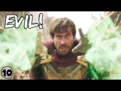 Top 10 Scary Mysterio Fan Theories