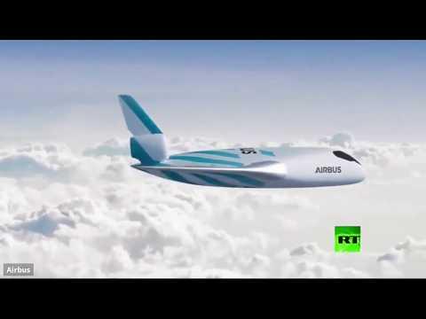 العرب اليوم - شاهد: آيرباص تستعرض طائرة المستقبل