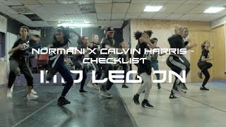 Normani X Calvin Harris   Checklist | Choreography By Lamar Lee |IMD OPEN CLASS