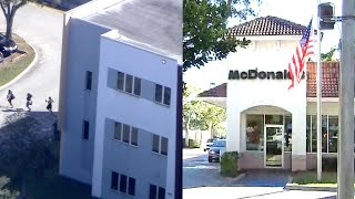 Nikolas Cruz's Detailed Timeline Shows Uber Ride and Stop at McDonald