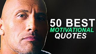 50 POWERFUL - Motivational Quotes About Life and Success