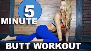 5 Minut Butt Workout # 33 by Zuzka Light