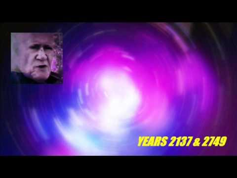 Een man die in de toekomst is geweest verteld alles