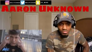 Aaron Unknown | Warm Up Sessions | REACTION