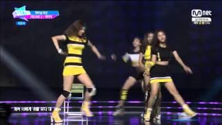"[HD] 150707   #SIXTEEN Major Team ""다시 해줘"" ( Do It Again ) Final #EP10"